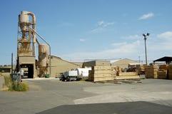 6锯木厂 图库摄影