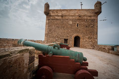 6颗城市essaouira摩洛哥老葡萄牙 免版税图库摄影
