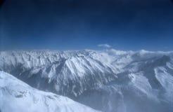 6 österrikiska alps Royaltyfria Foton