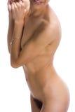 6 θηλυκός nude Στοκ εικόνες με δικαίωμα ελεύθερης χρήσης