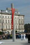 6 Ιουνίου pi Πολωνία Ross SU που παρουσιάζουν warszaw Στοκ Φωτογραφίες