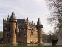 6 κάστρο ολλανδικά Στοκ Εικόνα