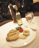 6 να δειπνήσει πρόστιμο στοκ φωτογραφία με δικαίωμα ελεύθερης χρήσης