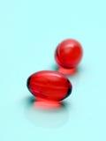6 χάπια στοκ φωτογραφία με δικαίωμα ελεύθερης χρήσης