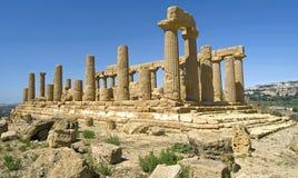 6 античных руин Стоковая Фотография