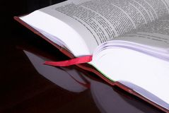6 книг законных Стоковое Фото
