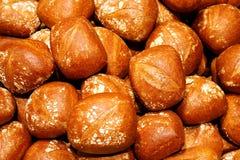 6 кренов хлеба Стоковое Изображение RF