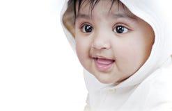 6 месяцев 8 младенцев Стоковые Фотографии RF