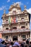6-ое июля pamplona Испания Стоковые Изображения