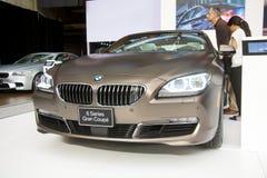 6 серий gran coupe bmw Стоковая Фотография RF