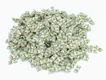 6 000 000 dollars Stock Images