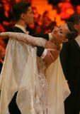6 09 dansar förlage Royaltyfria Bilder