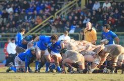 6 2010 saxons för rugby för england italy nationrbs vs Arkivfoton