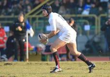 6 2010 saxons för rugby för england italy nationrbs vs Arkivfoto