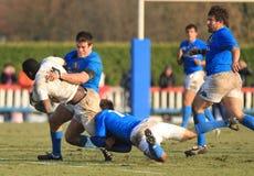 6 2010 saxons för rugby för england italy nationrbs vs Arkivbilder