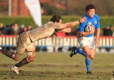 6 2010 saxons för rugby för england italy nationrbs vs Royaltyfria Bilder