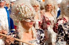6 2011 karnevallimassol marsch Fotografering för Bildbyråer