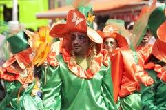 6 2011 karnevallimassol marsch ståtar Arkivfoton