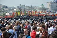 6 2012 bagien mogą milion Moscow zdjęcia royalty free