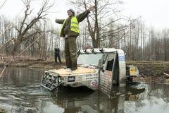 6 2012 botanik kämpar för nummertrofén för kopp ii Arkivfoto