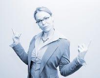6女实业家 库存图片