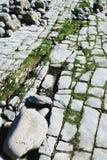 6岩石的海滩 免版税图库摄影