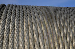 6 стренга веревочки 6 Стоковая Фотография