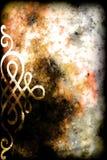 6 abstraktów grunge nie tła Obrazy Royalty Free
