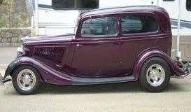 6 american car vintage Στοκ Εικόνες