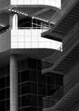 6 architektury Obrazy Royalty Free