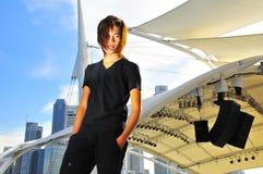 6 asian youth стоковые изображения