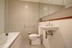 6 łazienka Obrazy Royalty Free