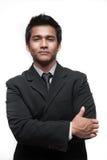 6 azjatykci atrakcyjny biznesmen Obraz Royalty Free