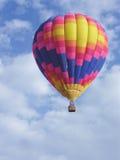 6 balonowych hotair Zdjęcia Royalty Free