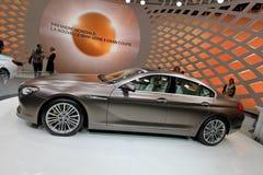 6 bmw serii coupe gran serii Zdjęcie Royalty Free