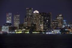 6 boston skyline Στοκ φωτογραφία με δικαίωμα ελεύθερης χρήσης