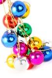 6 colour girlanda Obrazy Stock
