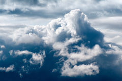6 cumulus Obraz Stock