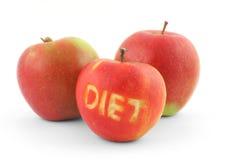 6 dieta zdjęcie stock