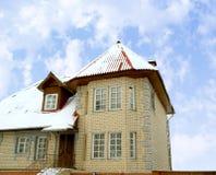 6 dom Zdjęcie Stock