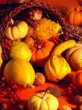 6 etapów Święto dziękczynienia Obraz Stock