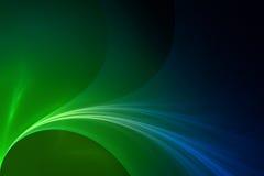 6 färgrika silkeslent för bakgrund Arkivbild