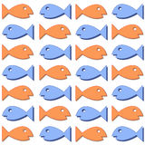 6 fishey Obraz Stock