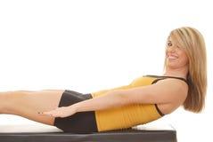 6 fitness dziewczyny zdrowia fizycznego obrazy royalty free