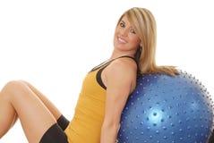 6 fitness dziewczyny zdrowia fizycznego Zdjęcie Royalty Free