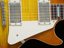 6 gitara Fotografia Royalty Free