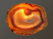 6 gleaming πέτρες Στοκ φωτογραφία με δικαίωμα ελεύθερης χρήσης