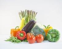 6 goda veggies Royaltyfria Foton