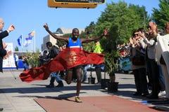 6. Internationales Marathon Alexander der Große. Stockbilder