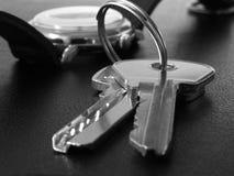 6 kluczy Fotografia Stock